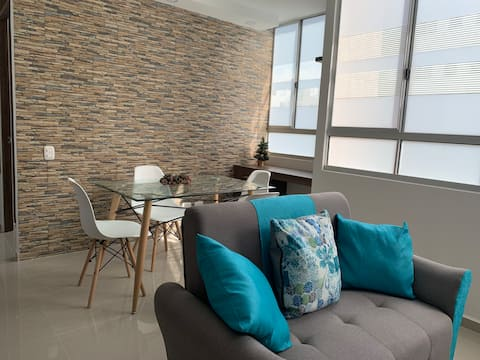 Encantador e impecable Apartamento Boutique
