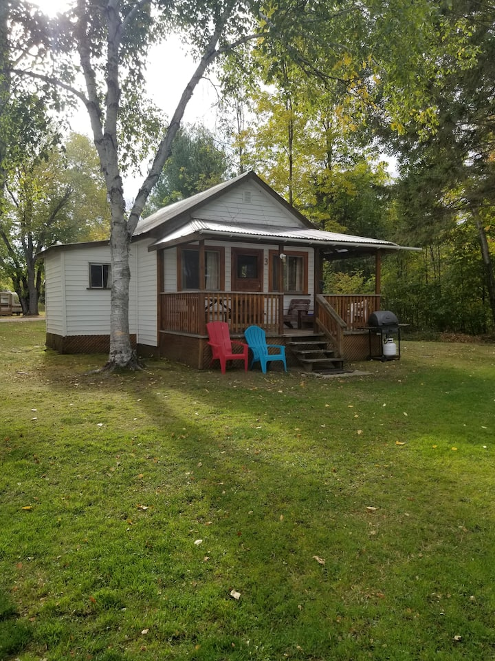 Tranquil setting on Golden Lake cottage #3