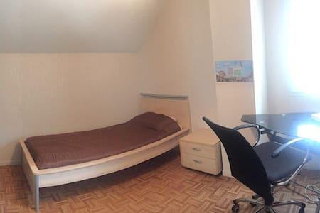 Chambre à louer - Saint Michel de Maurienne - Dom