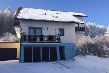 Rodinný, romantický byt 3+kk v Krkonoších - Žacléř - Byt