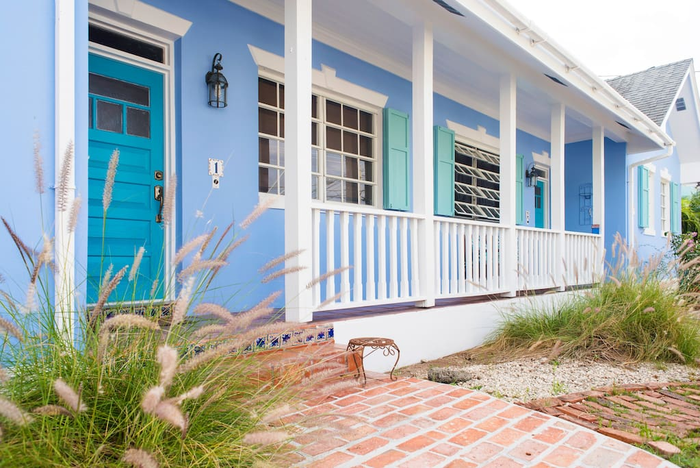 Caribbean Blue Apartments For Rent In Nassau New Providence Bahamas