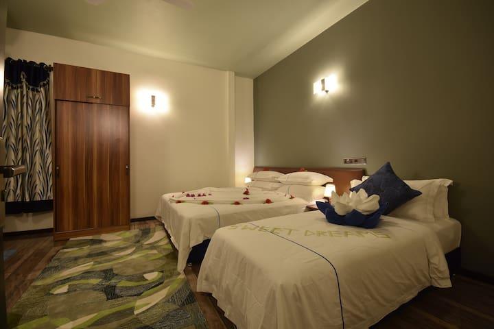 3 Bedroom Apartment @ Ukulhas Maldives