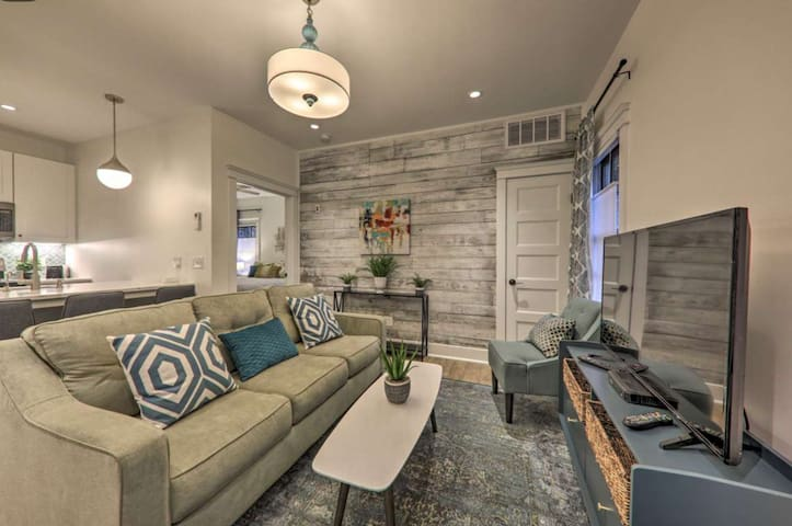 NEW! East Nashville Guesthouse 4 mins to Downtown!