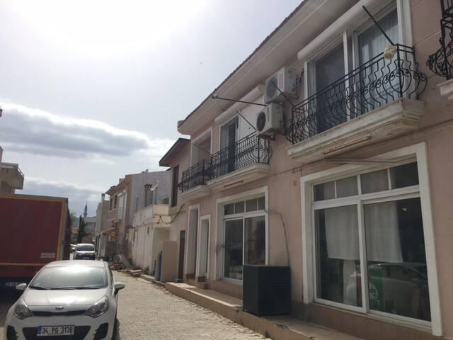 Helen's beach house in Çeşme