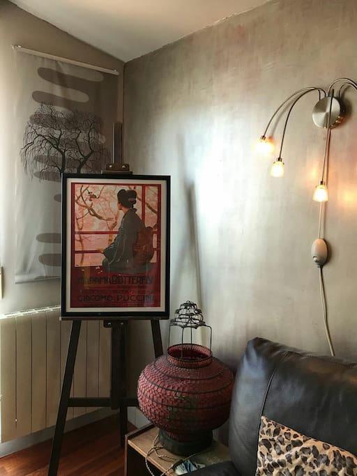 LA SALA - THE LIVING ROOM