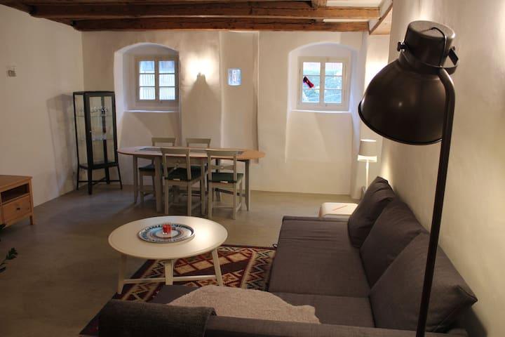 Garden suite for families / groups