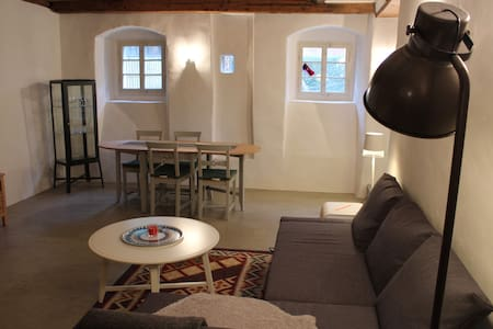 Garden suite for families / groups - Horgen - Apartment