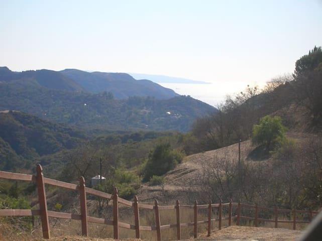 Topanga beauty and nature in the heart of LA - Topanga