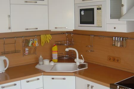 Уютная 2-комнатная квартира - Moskva