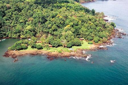Drake Bay Wilderness Resort - Casa de campo