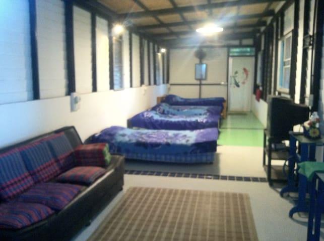 Lilawadee Dorm4. - Ao Luek Tai