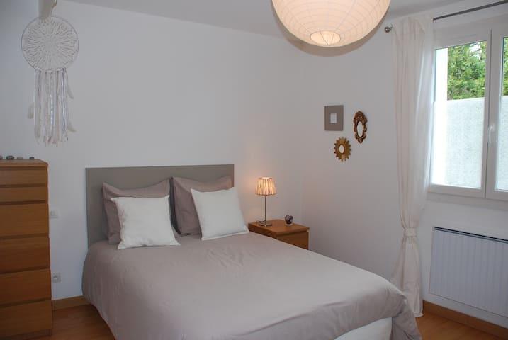 Chambre dans maison chaleureuse - Castelnaudary - Casa