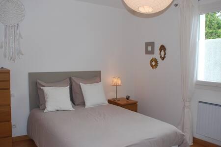 Chambre dans maison chaleureuse - Castelnaudary - Rumah