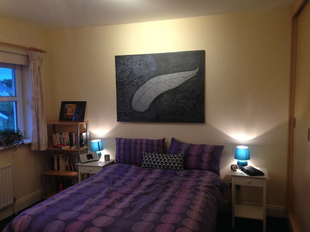 Spacious Quiet Double Room in Detached House - Cork