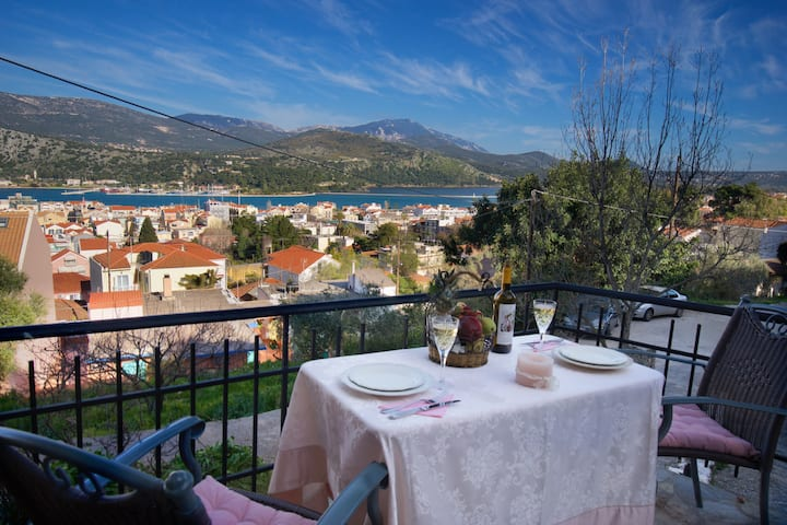 ERATO ONE BEDROOM APARTMENT IN ARGOSTOLI