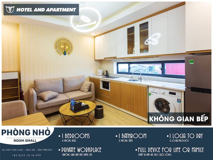 Hai Phong T&T Arpartment and Hotel - 1 bedroom