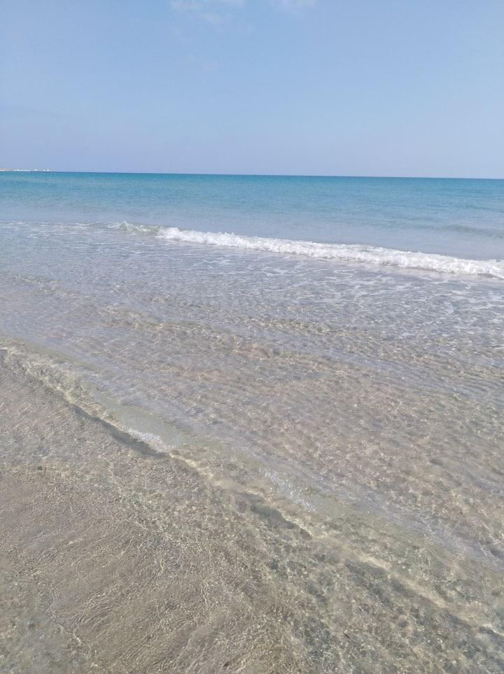 Résidence pieds dans l'eau
