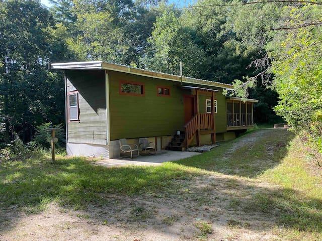 Private Rustic Cabin