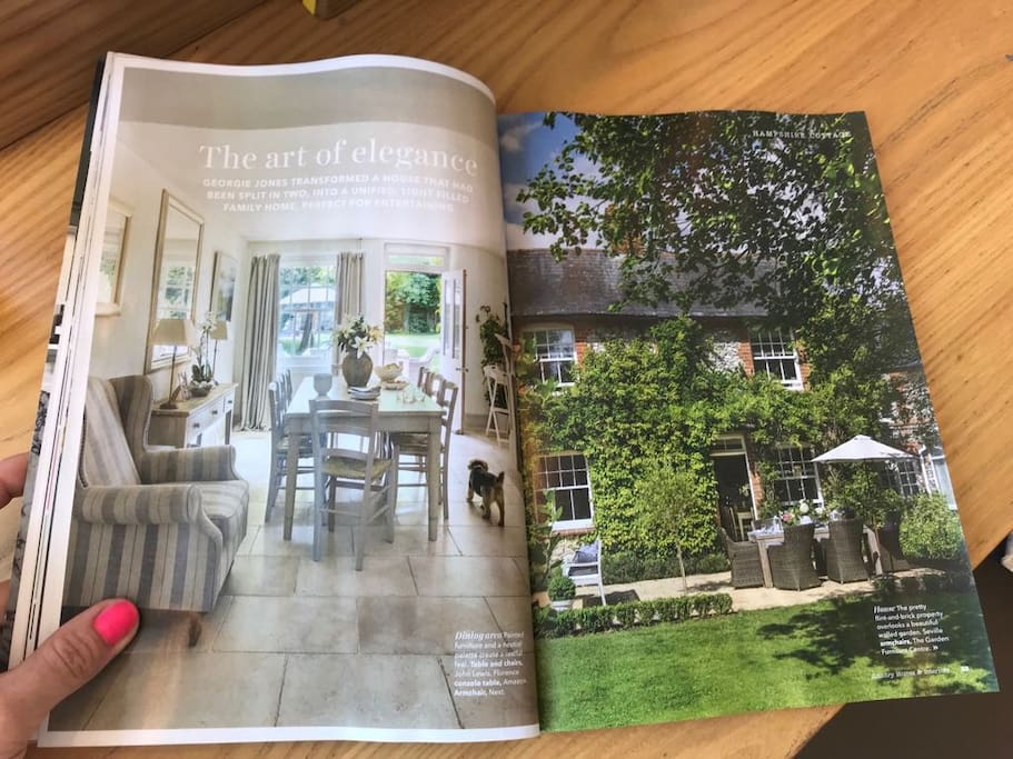 Country Homes & Interiors July 2018