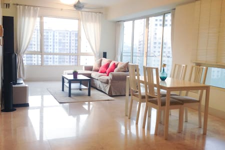 Cosy Apartment at Mid Valley KL! - Kuala Lumpur - Appartement