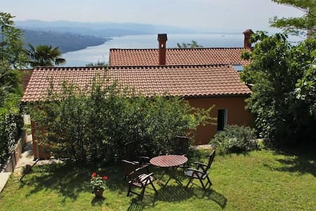 Four bedroom house with terrace and sea view Opatija - Pobri, Opatija (K-7779) - Pobri