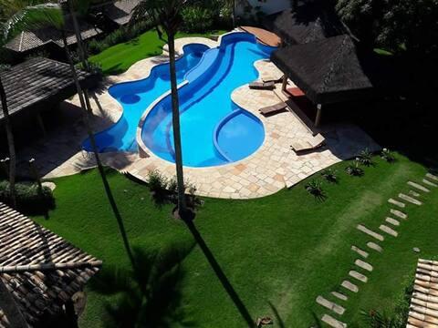 flat  paraiso tropical confort ! Arraial d' ajuda