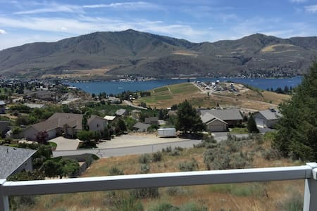 Privacy and Stunning Views - Chelan