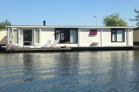 Rustig op het water in Amsterdam. - Amsterdam - Other