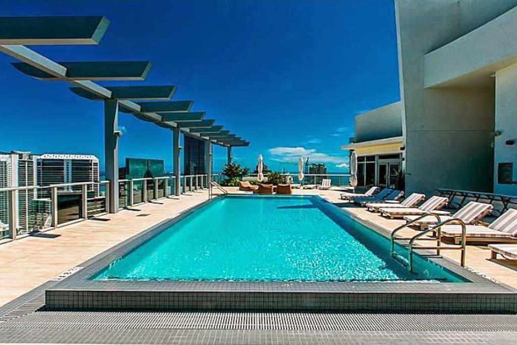 2bed 2bath Apt New Luxury Brickell Condo Miami