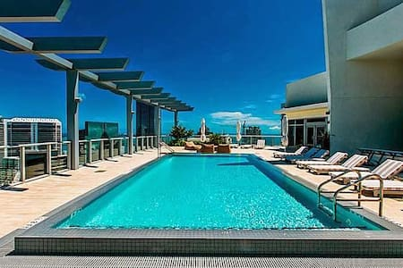 2bed /2bath Apt, New Luxury Brickell Condo, Miami - Miami