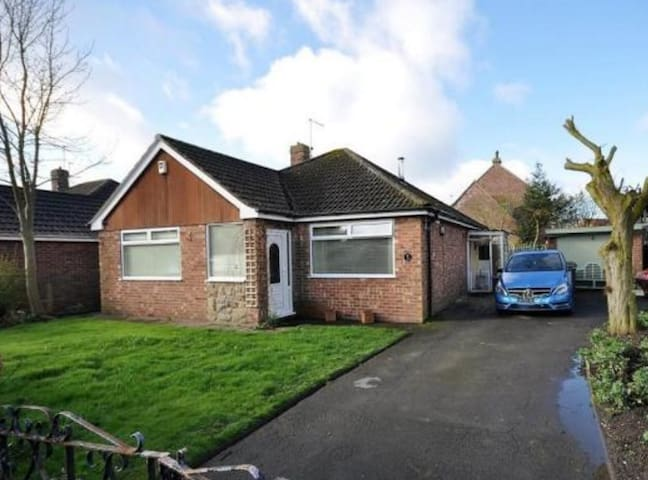 Quiet Location in Rural South Yorkshire - Fishlake - Bungalow