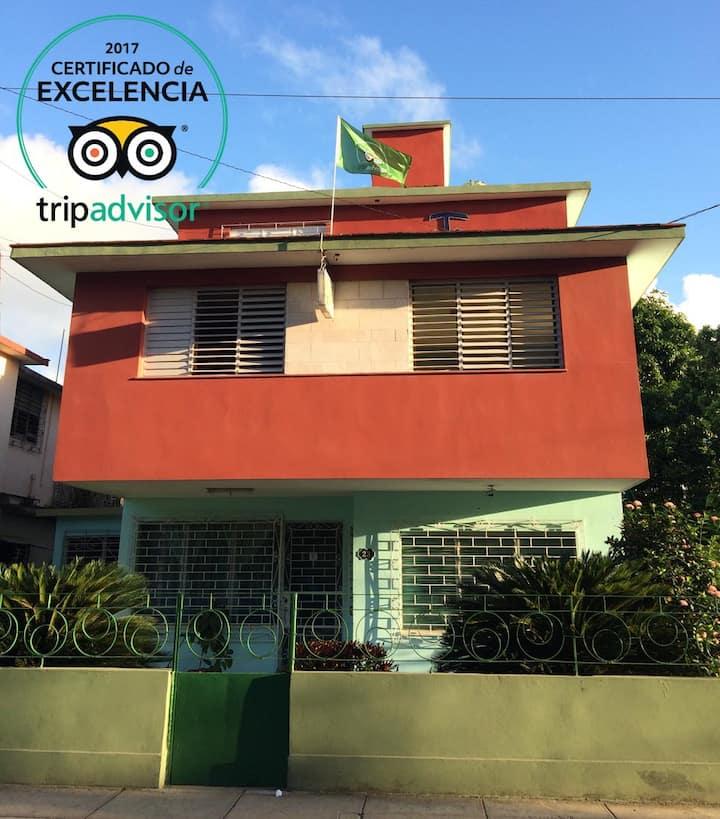Hostal Refugio de Reyes, Bungalow 3