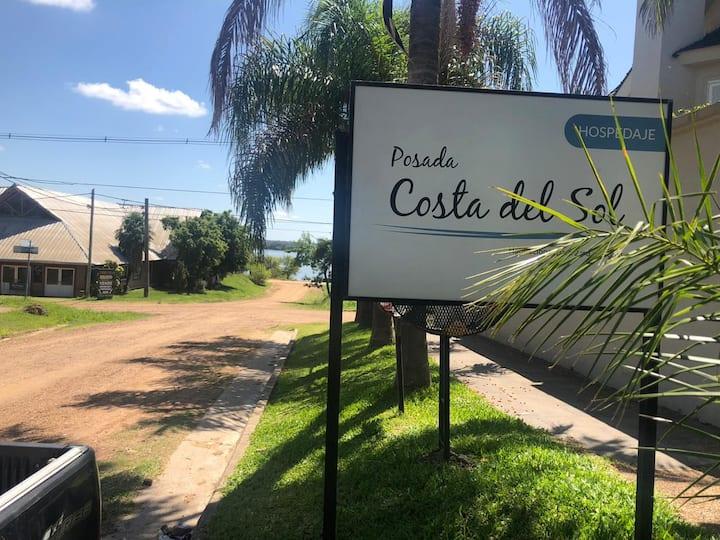 Posada cerca de todo y en especial del rio uruguay