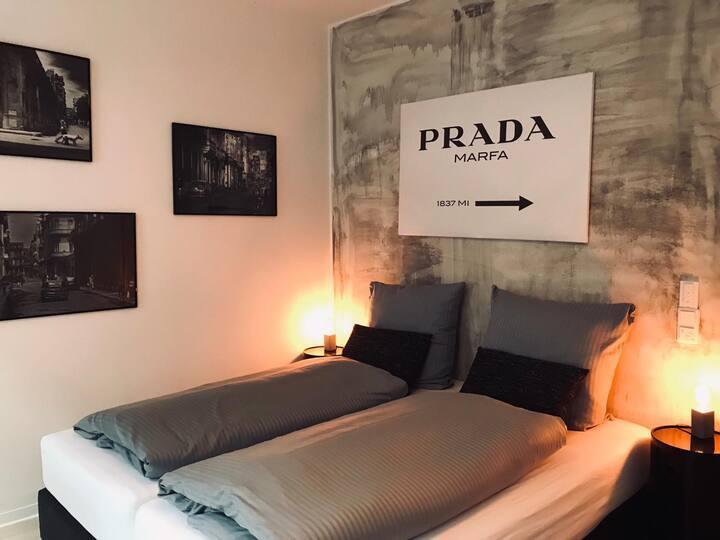 Design 1 Zimmer Apartment - Finest #100