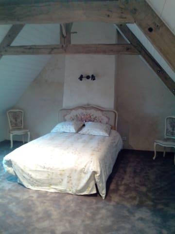 RosaLine : Chambre d'Hôtes + Espace Spa et Sauna - Saint-Thélo