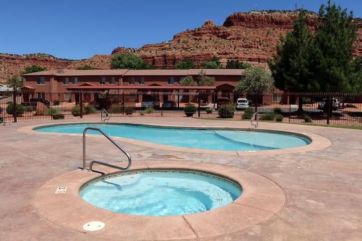 Nice & new destination townhouse in Kanab Utah