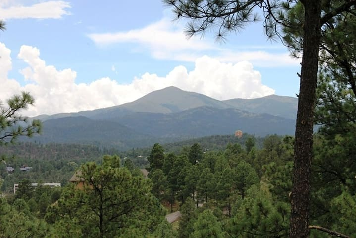 Sierra Vista Ruidoso - Views!