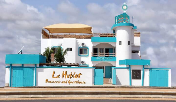 Le Hublot Bénin - Chambre double