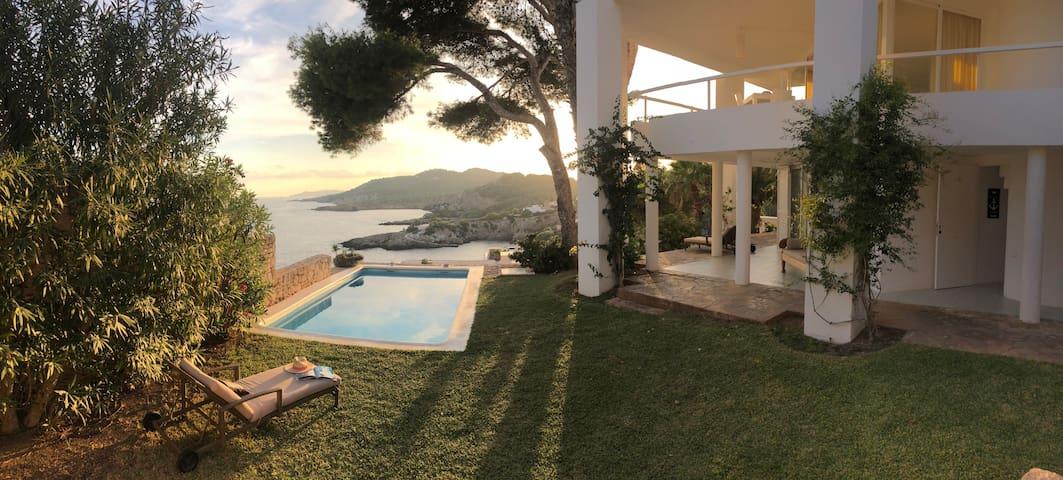 Villa Nena  stunning panorama ibiza