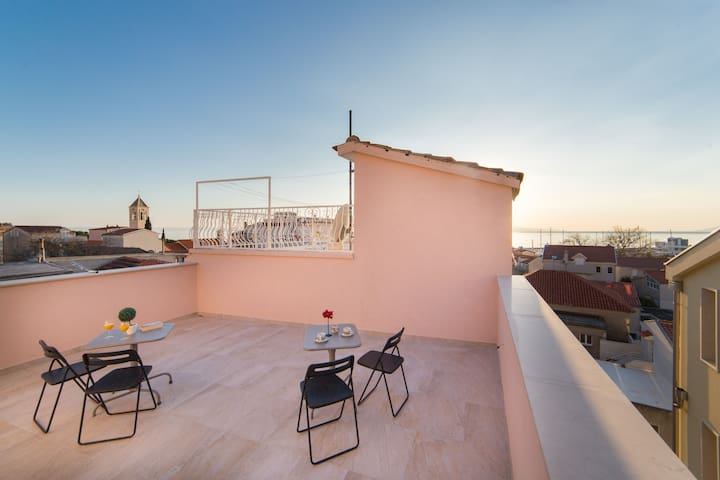 Apartment Relax - Studio Apartment with Terrace