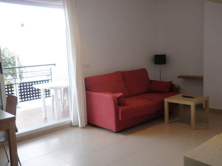 Apartamento playa 2 dormitorios