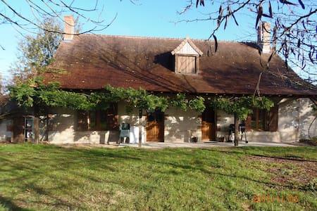 Maison en Brenne à - 1 h  Zoo Beauval
