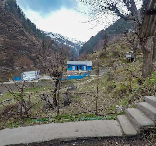 Dormitory at AYOYA Resort, Malana, Parvati Valley