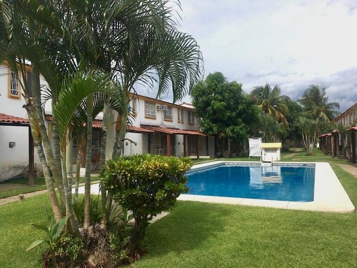 Casa habitación en Acapulco Diamante WIFI-TV