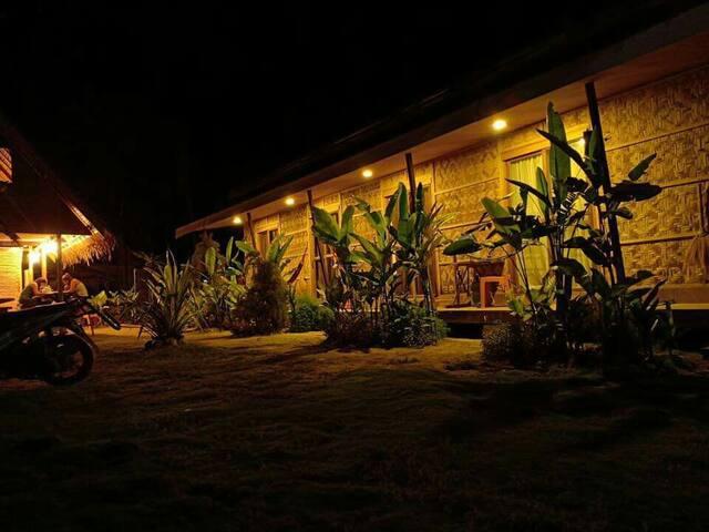 Alamat Guesthouse in General Luna AC Room 1