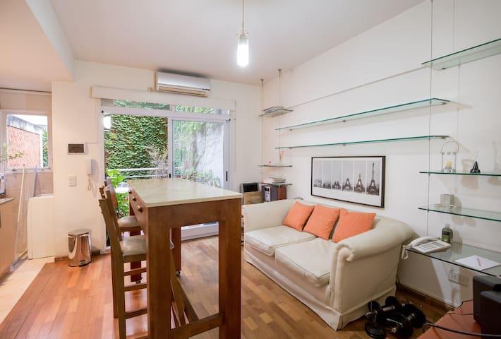 Studio Apartment con gran terraza - Buenos Aires - Apartment