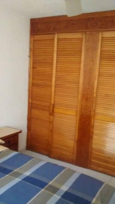 Amplio closet