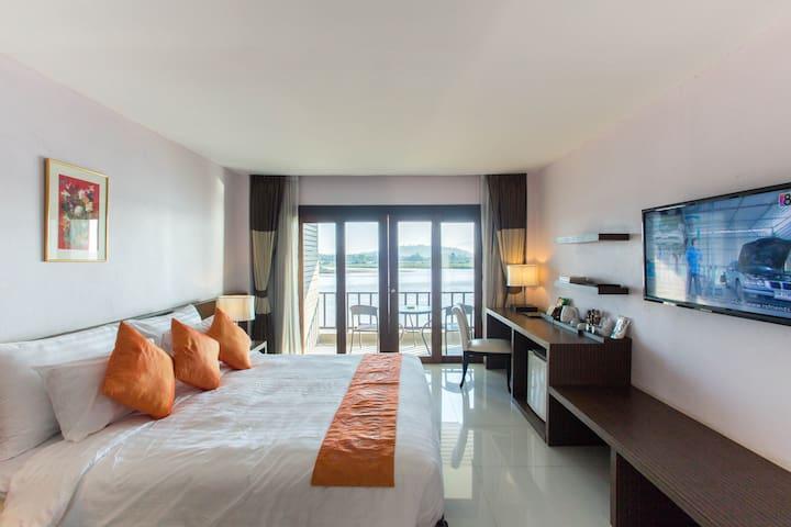 Deluxe Room - Tambon Wiang - Pousada