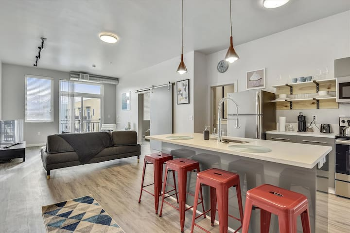 Chic 1BR Central Ninth in SLC
