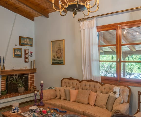Old school living room :)